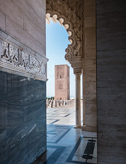 Hassan Tower (jbrad1134) Tags: morocco mohammed rabat travel architecture contrast detail arabic history carving engraving peaceful adventure africa islam
