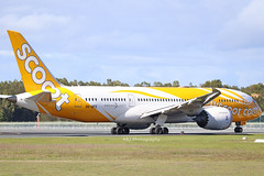Scoot B787 9V-OFE 13-04-2019 Coolangatta (Annette_747) Tags: scoot b787 airline planespotting plane airport canon