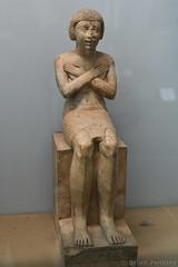 Statue of Mery (c.2055-2004 BC) (Bri_J) Tags: britishmuseum london uk museum historymuseum nikon d7500 statue mery 11thdynasty ancientegypt monuhotepii westernthebes egypt osiris deirelbahri