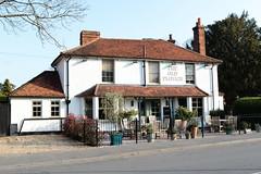 The Old Plough Stoke D'Abernon Cobham Surrey UK (davidseall) Tags: the old plough pub pubs inn tavern bar public house houses cobham surrey uk gb british english