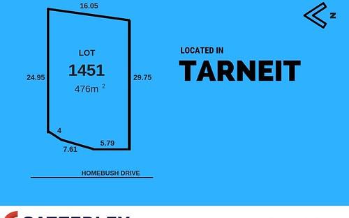 Lot 1451, Homebush Drive, Tarneit VIC