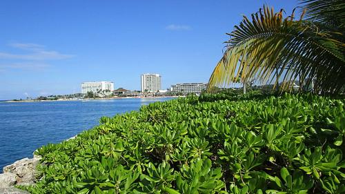 Jamaica - Ocho Rios: the bay