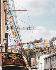 Bristol   |   SS Great Britain (JB_1984) Tags: ssgreatbritain boat ship museum brunel flag semaphoreflags bristol avon england uk unitedkingdom nikon d500 nikond500