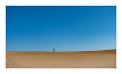 gute Aussicht (Ralf Barenbruegge) Tags: hochsitz acker usedom vorpommern landschaft sony rx100m3