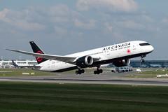 C-FVLQ_20190413_50019_M (Black Labrador13) Tags: cfvlq boeing 787 7879 b787 dreamliner air canada bru ebbr avion plane aircraft vliegtuig airliners civil