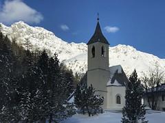 Die Alte Kirche (giorgiorodano46) Tags: marzo2019 march 2019 giorgiorodano solda sulden altoadige sudtirolo italy chiesa church