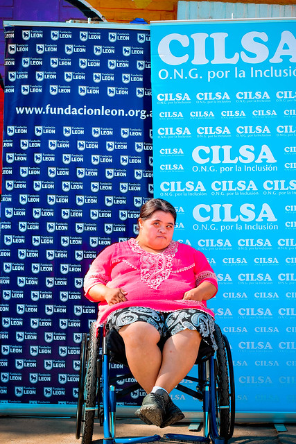 Entrega de Sillas de Rueda junto a CILSA y Walkabout Foundation | ABR 2019