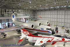 KAWASAKI C1.QSTOL ASUKA 8501 NAL (shanairpic) Tags: jettransport military experimental developmentaircraft kawasakic1 kawasakiqstol museum gifu kakamigaharamuseum