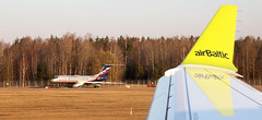 YL-CSK 060420191 (Tristar1011) Tags: airbaltic airbus a220300 bcs3 ylcsk bombardier cseries cs300 evra rix riga