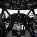 Looking at Ze MC-27J Cockpit in Black & White