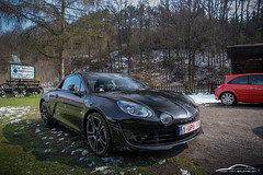 IMG_6397 (Joop van Brummelen) Tags: arcn renault alpinerenaultclub alpine a110 meganers eifel nürburgring touristenfahrten
