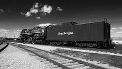 Nickel Plate 757 (vickerogle) Tags: nickel plate road museum pa 757 berkshire ohio 2018 2019 locomotive tender railroad new home 284