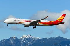 CYVR - Hong Kong Airlines A350-900 B-LGB (CKwok Photography) Tags: yvr cyvr hongkongairlines a350 blgb
