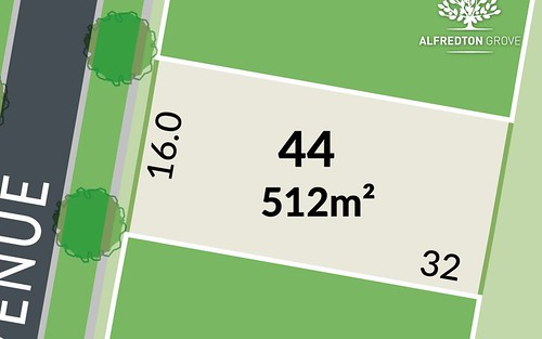 Lot 44 Lugano Avenue, Alfredton VIC 3350