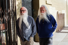 Untitled (kenwalton) Tags: america bald beard bearded boulevard california eyeglasses glasses hairstyle highway human humans northamerica pedestrian pedestrians people person photography road sanfrancisco sidewalk sidewalks spectacles street streetphoto streetphotography streets tenderloin usa unitedstates unitedstatesofamerica unshaven urban walker walkers streetphotographer