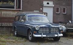1965 Volvo Amazon Kombi AM-18-07 (Stollie1) Tags: 1965 volvo amazon kombi am1807 berkel enschot