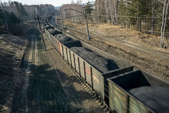 Coal train (agasfer) Tags: 2019 russia siberia novosibirsk sony a6000 sonye2820
