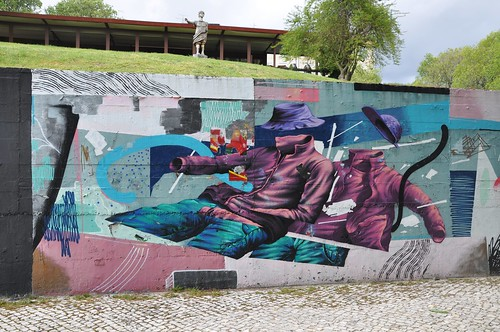 Braga - street art