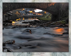 Photo of Lynmouth : The Blue Hour.