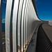 Sea Cliff Bridge Ocean Views through Railing
