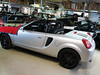 Toyota MR2 W3 Roadster Verdeck 2000-2005
