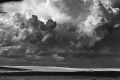 Stormy Monday (una cierta mirada) Tags: stormy storm clouds weather monday bnw blackandwhite outdoors cloudscape sky