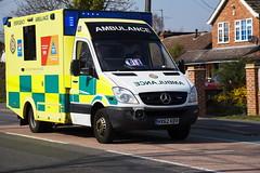 DSC_2923 Mercedes-Benz (PeaTJay) Tags: nikond750 berkshire reading winnersh outdoors roadvehicle emergencyservices publicservices ambulance mercedesbenz