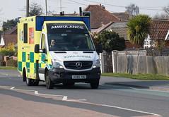 DSC_2950 Mercedes-Benz (PeaTJay) Tags: nikond750 berkshire reading winnersh outdoors roadvehicle emergencyservices publicservices ambulance mercedesbenz