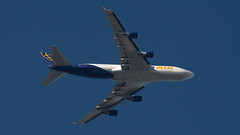 Atlas Air (Robert Ćwikliński) Tags: n464mc plane boeing 747 b744 jumbo jet atlas air aviation airplane spotting