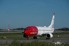 Norwegian - LN-DYC - B737-800 (Aviation & Maritime) Tags: lndyc norwegian norwegianairshuttle norshuttle boeing boeing737 b737 b737800 boeing737800 bgo enbr bergenairportflesland bergenlufthavnflesland bergen flesland norway