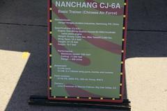 Travis AFB Airshow 2019 Nanchang CJ-6A (Walt Barnes) Tags: nanchang cj6a chinese china trainer canon eos 60d eos60d canoneos60d wdbones99 warplane plane aviation airfield airstrip aerodome aeronautics aerodynamics flight military afb airforcebase airshow display travis travisafb calif ca