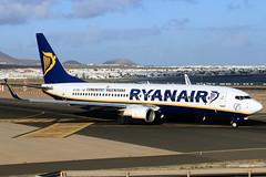 2019-02-02 ACE EI-EMJ B738W RYANAIR (VALENCIA)- (mr.il76) Tags: ace airports flughafen flugzeuge max8 neos lanzarote luftfahrt boeing airbus atr72