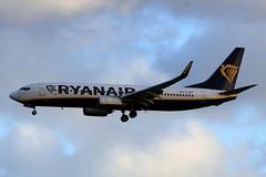 2019-02-02 ACE EI-DPT B738W RYAN AIR (mr.il76) Tags: ace airports flughafen flugzeuge max8 neos lanzarote luftfahrt boeing airbus atr72