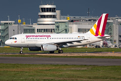 D-AGWG germanwings Airbus A319-132 (buchroeder.paul) Tags: eddl dus dusseldorf international airport germany europe ground dagwg germanwings airbus a319132