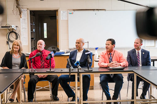 Iowa - School Visit and Education Roundtable