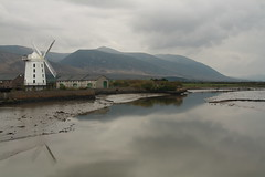 Blennerville windmill (janpaulkelly) Tags: windmill ireland river canal mountains scenery travels ngc