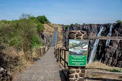 Водопад Виктория, Knife Edge Bridge (Oleg Nomad) Tags: африка замбия водопад виктория скалы zambia africa victoria fall rocks travel