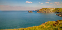 Tintagel, Cornwall, United Kingdom (arvinbenitez) Tags: cornwall beach island water united kingdom nature