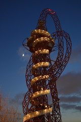 Night Time Glow of the Orbit (CoasterMadMatt) Tags: arcelormittalorbit2018 arcelormittalorbit arcelormittal orbit theorbit queenelizabethiiolympicpark queenelizabethii olympicpark queen elizabeth olympic park structure monument stratford londonboroughofnewham2018 londonboroughofnewham londonborough newham london borough londonboroughs london2018 londonlandmarks landmark landmarks city cities englishcities citiesinengland capitalcityofengland capitalcity capital southeastengland southeast england britain greatbritain unitedkingdom gb uk europe december2018 autumn2018 december autumn 2018 coastermadmattphotography coastermadmatt photos photography photographs nikond3200 illuminated illumination atnight litup lights inthedark nighttimephotography