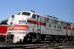 CB&Q F3 118A (Chuck Zeiler 48Q) Tags: cbq f3 118a burlington railroad emd locomotive denver train alchione chz