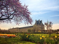 Tuileries Palace, Jardin des Tuileries