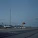 dusk / route 66. amboy, ca. 2013.