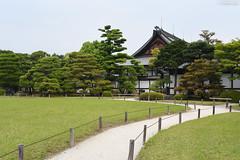 京都・元離宮二条城 ∣ Nijo Castle・Kyoto (Iyhon Chiu) Tags: 日本 京都市 京都 元離宮 二条城 nijo castle kyoto japan japanese