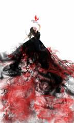 en sus ojos (Mau Silerio) Tags: model kristi tabarovskaya modeling posing portrait beautiful beauty dance dancer dancing ballerina ballet moscow russian russia girl flamenco stylish style fashion dreaming dreamscape dream dress sony alpha butterfly farfalla papillon fluture
