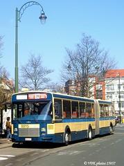 8815-25057§0 (VDKphotos) Tags: stib mivb mtub vanhool vhag280 man mtub19c30 autobus articulé livrée54 l28 belgium bruxelles