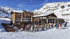 Salzburger Land - OBERTAUERN - Kringsalm - Ski Lounge Restaurant (monte-leone) Tags: obertauern salzburger land winter ski sport ort panorama salzburg