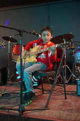 DSC01644 (NYC Guitar School) Tags: nycgs nyc new york city guitar school recital 41319 performance music kids teens band rock plasticarmygirl ues 2019 upper east side