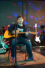 DSC01577 (NYC Guitar School) Tags: nycgs nyc new york city guitar school recital 41319 performance music kids teens band rock plasticarmygirl ues 2019 upper east side