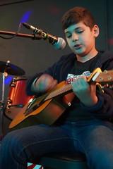 DSC01567 (NYC Guitar School) Tags: nycgs nyc new york city guitar school recital 41319 performance music kids teens band rock plasticarmygirl ues 2019 upper east side