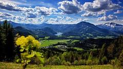 Steiermark - Bürgeralpe im Mariazeller Land - Panorama (monte-leone) Tags: bürgeralpe mariazell mariazeller land steiermark landscape landschaft